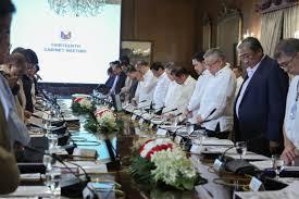 Cabinet President Duterte U0027s Cabinet A Millionaires U0027 Club With 1 Billionaire