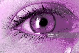 up of an eye with teardrop stock photo getty images