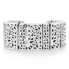 classic link bracelet images Lois hill hand crafted sterling silver women 39 s bracelet large jpg
