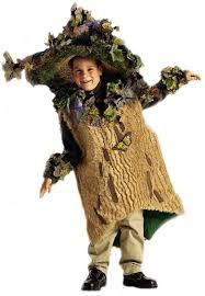 magic tree costume