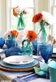 jar centerpieces how to use jar centerpieces to add color to your table