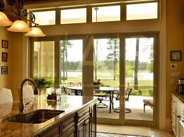 retractable glass doors home interior design