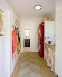 ikea rug vintage laundry room clawson architects