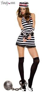 Inmate Costume Prison Inmate Costume Things To Wear Pinterest Inmate