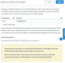 Domain Manager Title Setting Up Spf And Dkim For Sendgrid On Your Ns1 Hosted Zone