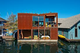 Sleepless In Seattle Houseboat by Houseboat New Construction Archives Seattle Afloat Seattle