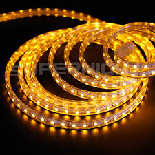 outdoor led strip lights waterproof supernight 16 4ft 5050smd 110v high voltage led strip light outdoor