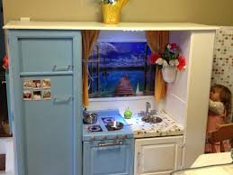 Kitchens For Kids by Diy Kids Kitchen From Old Entertainment Unit Crafty Pinterest