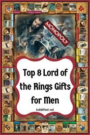 gifts for lord of the rings fans top 8 lord of the rings gifts for men hobbit feet