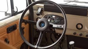 classic land cruiser interior the fj company signature edition land cruiser debuts at sema