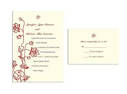 Wedding Invitations With Rsvp Cards Included Wedding Invitation Response Card U2013 Gangcraft Net