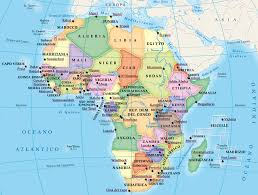 africa map 54 countries how many countries are in africa