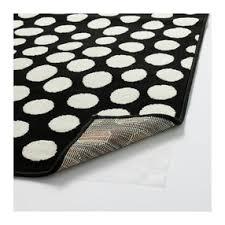 Black Polka Dot Rug Ullgump Rug Low Pile Ikea By Ikea Com Olioboard