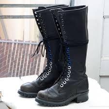 womens boots canada boots no taxes molt s womens combat boot sz 5 5 knee high