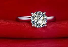 aliexpress buy anniversary 18k white gold filled 4 aliexpress buy fabulous 2 carat sona simulate diamond