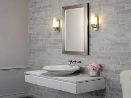 Brushed Nickel Bathroom Mirror by Nickel Faucets Enya Quot Double Sink Bathroom Vanity Cabinet