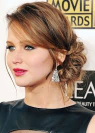 hairdo for boat neckline how to match your hairstyle to your dress