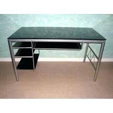 bureau noir verre bureau noir but bureau but verre bureau en verre but bureau verre