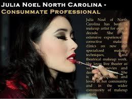 Professional Theatrical Makeup Julia Noel North Carolina Professional Makeup Artist