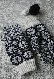 299 best mittens and gloves knitted images on knit