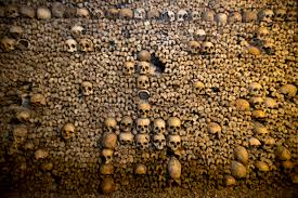 French Halloween Poems Paris Catacombs Open At Night Ahead Of Halloween Wavy Tv