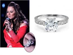 engagement rings that look real rings that look real the style