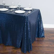 Oblong Table Cloth 90 X 156 In Rectangular Economy Polyester Tablecloth Black