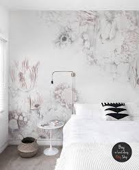 removable wallpaper for renters white vintage floral art removable wallpaper removable