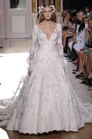 wedding dress inspiration to white aisle wedding dress inspiration fall 2012 zuhair murad