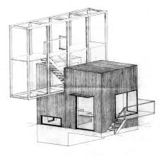 House Drawing by House A Troels Skov Carlsen Architecture Sketches Pinterest