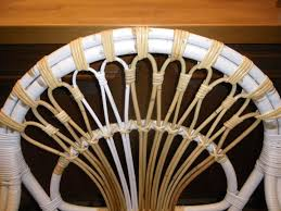 wicker furniture repair seat weaving caning two olde snowbirds