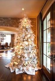 designer decorated trees
