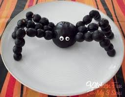 64 healthy halloween snack ideas for kids non candy