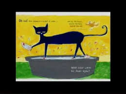 readalong pete the cat i my white shoes read sing along