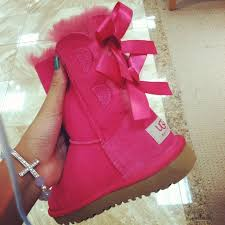womens pink boots sale 40 best tie a bow on it images on ugg boots ugg
