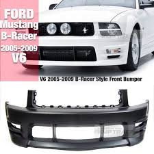 2007 mustang grill b racer style front bumper cover lower mesh w o grill for 05 09