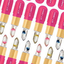 Flower Balm - these clear lipsticks are finally on sale in the us