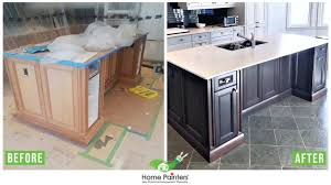 how much does it cost to paint kitchen cabinets professionally kitchen cabinet painting cost 2021 home painters toronto