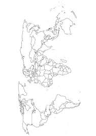 world map coloring pages printable printable coloring pages world map coloring pages