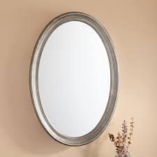 Bathroom Oval Mirrors by Warwick Classic Oval Medicine Cabinet Bathroom