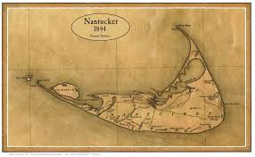 old town maps of nantucket