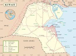 kuwait on a map kuwait on map kuwait on a map kuwait