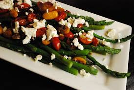 balsamic tomato asparagus recipe 3 points laaloosh