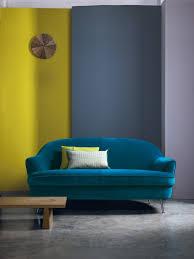 tissus ameublement canapé decoration tissus ameublement canapé bleu pétrole tendance tissus