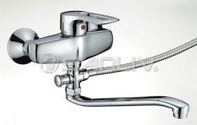 Bathtub Faucet Shower Bath Faucet With Diverter And Long Spout 62007 Bath Shower Mixer