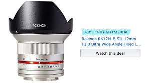 amazon black friday photography deals todays new black friday deals a3000 85mm gm laowa rokinon 12mm
