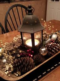 42 stunning christmas table decorations
