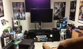 gaming setup for small rooms brucall com