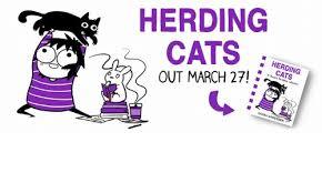 Herding Cats Meme - herding cats out march 27c herding cats cats meme on me me