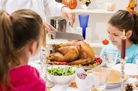 thanksgiving dinner problem family dinner vs eating without the kids time com